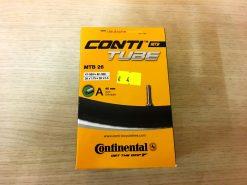 velosipēdi Kamera Continental 26