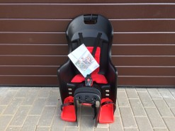 velosipēdi Polisport Boody FF – Rāmim (Bērnu velosēdeklītis)