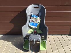 velosipēdi Polisport Boodie CFS – Bagāžniekam (Bērnu velosēdeklītis)