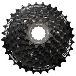 velosipēdi Kasete CS-HG200 9s