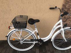 velosipēdi Grozs uz bagāžnieka #4