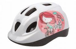velosipēdi Bērnu veloķivere Polisport Kids XS – balta