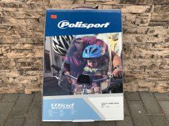 velosipēdi Vēja aizsargs Polisport Windscreen