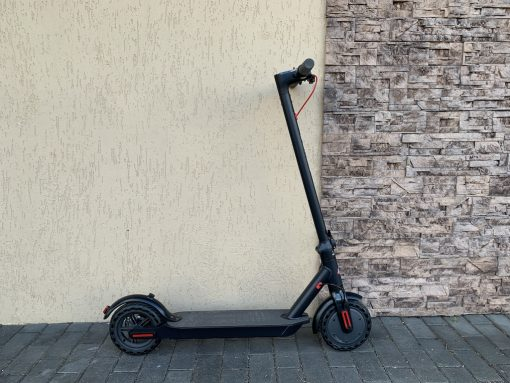 E-Scooter black - 1