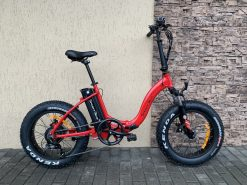 velosipēdi SportBike Folding 20″ 36V E-FatBike