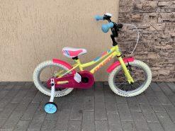 velosipēdi DHS Daisy 16″ Lietots